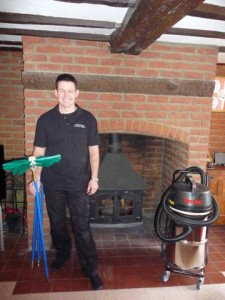 Chimney Sweep In Bedfordshire 01767 627591
